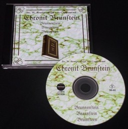 Kroniek Brunstein CD-Rom